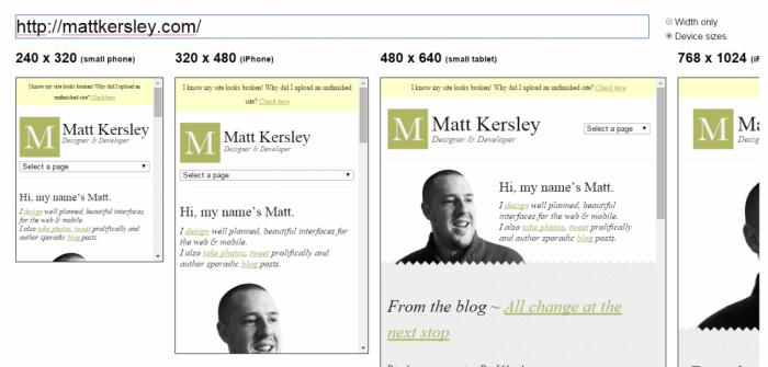 mattkersley.com